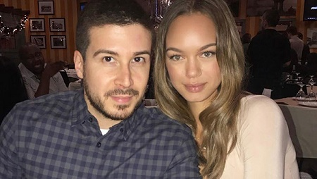 Vinny Guadagnino and Elicea Shyann Ended Their Relationship in April 2018