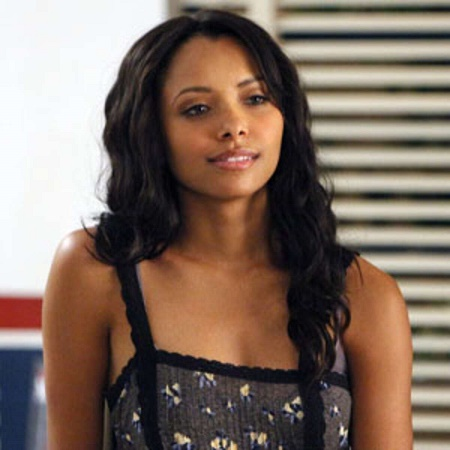 Kat Graham as Bonnie Bennett in The Vampire Diaries