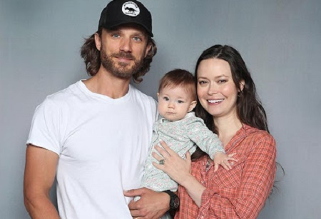 The Famous American Actress Summer Glau Shares Two Daughters From Her Marital Relationship With Actor Husband Val Morrison Married Celeb Ideally all at the same time. summer glau