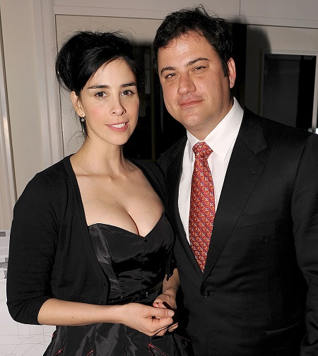 Sarah Silverman and Jimmy Kimmel Dated From 2002 to 2009