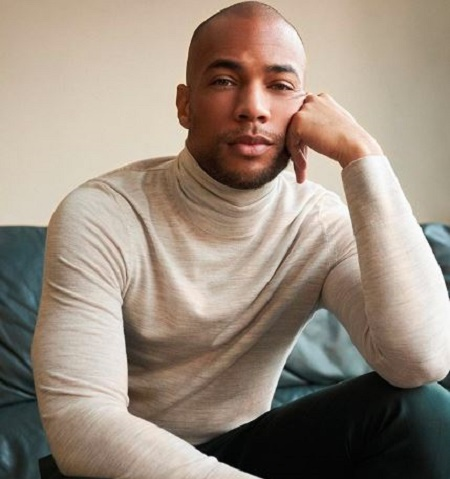 Kendrick Sampson Is A Single Guy