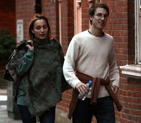 The Ex-Couple, Kristin Scott Thomas and Tobias Menzies