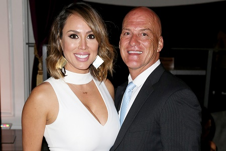 Michael J. Dodd with his Ex- Kelly Dodd
