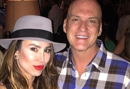 Kelly Dodd with her EX-Partner,  Michael J. Dodd, Whom She Divorced in 2017