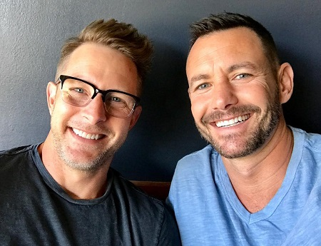 The Gay Couple, Larry Sullivan and David Monahan Are Married For Over Two Decades
