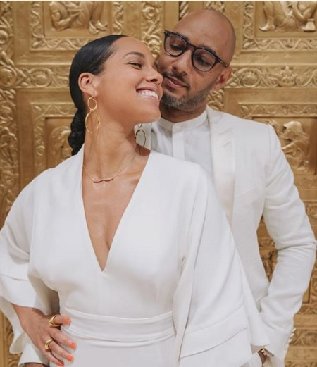 Genesis's Parents, Alicia Keys, and Swizz Beatz Got Married in 2010