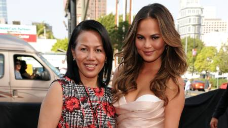 Chrissy Teigen Parents