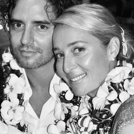 Asher Keddie and Her Husband, Vincent Fantauzzo Are Married For Six Years
