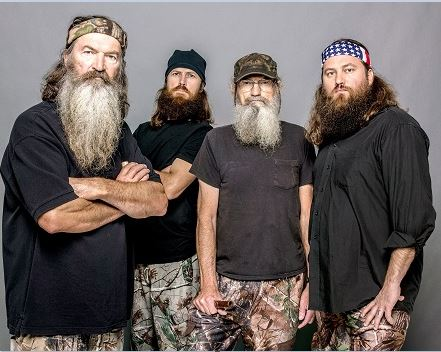 Phil Robertson Is A Father OF Five Kids
