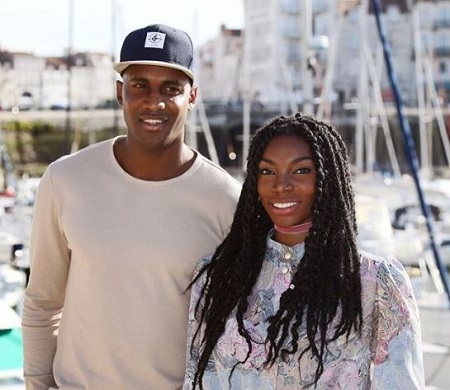 The actress, writer, Michaela Coel shares a healthy bond with her Chewing Gum co-star Kadiff Kirwan.