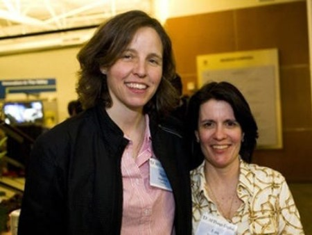 Kara Swisher and Megan Smith were married from 2008-2018.