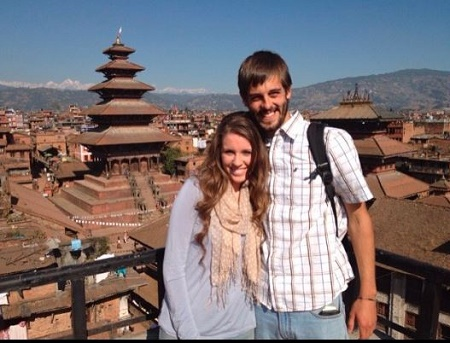 Jill Duggar Dillard and Derick Dillard First Met in Nepal in 2014