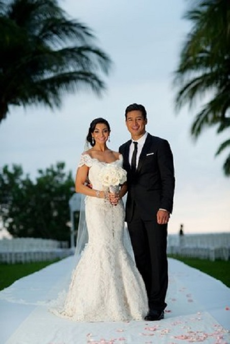 Mario Lopez and Courtney Laine Mazza Are Married Since 2012