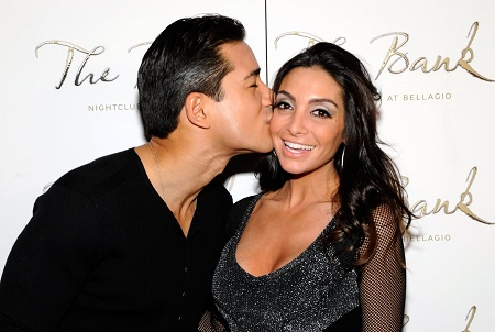 Courtney Laine Mazza and Mario Lopez Got Married in 2012 After Four Years Of Dating