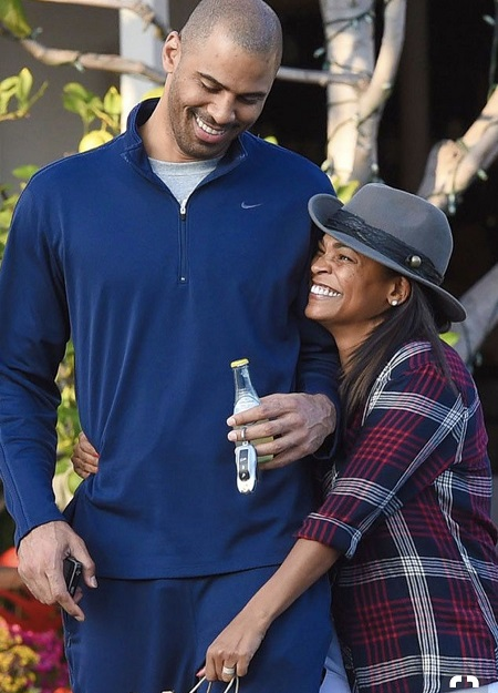 Nia Long Is Engaged To An American-Nigerian Basketball Player, Ime Udoka