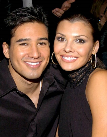 Mario Lopez and His First Wife, Ali Landry