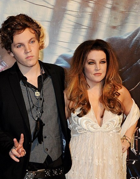 Lisa Marie Presley's Son Benjamin Keough  Committed Suicide At 27 Due To Pressure Of His Career