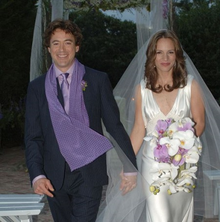Robert Downey Jr is married to the producer Susan Downey since August 27, 2005.