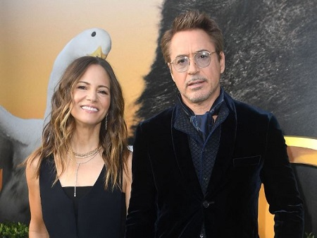 Avri Roel Downey is the only daughter of Robert Downey Jr (father) and Susan Downey (mother).