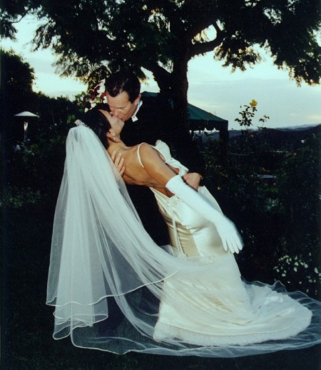 The Wedding Picture Of Divorced Couple, Giselle Fernandez and John Farrand