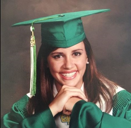 The WWL TV's meteorologist Alexandra Cranford graduated from Slidell High School.
