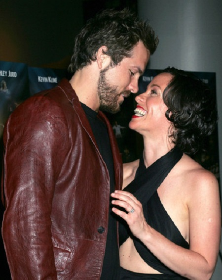 Ryan Reynolds and His Former Fiance, Alanis Morissette
