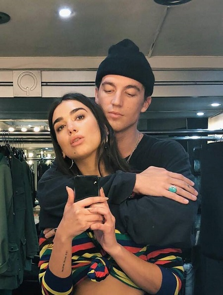 Dua Lipa and Paul Klein Were Together For About Five Months