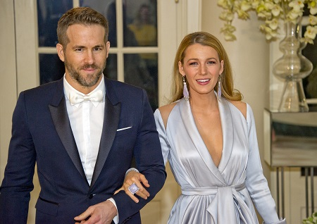 Ryan Reynolds Got Married For Second Time With Actress, Blake Lively