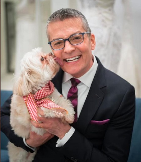 Randy Fenoli is an Unmarried Man