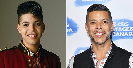 The actor Wilson Cruz has played a gay character as Enrique 'Rickie' Vasquez in the series 'My So-Called Life.'