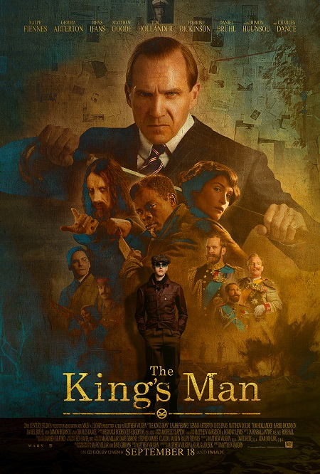 Robert Aramayo's Post-Production Film, The King's Man (2020)