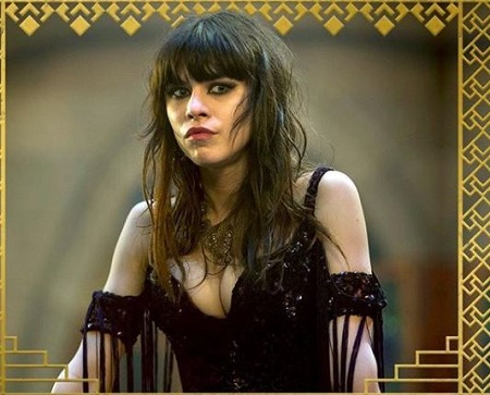 The Romanian actress Ana Ularu portrayed the role of West in the drama series Emerald City.
