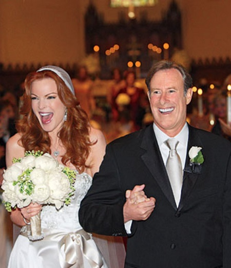 Tom Mahoney and Wife, Marcia Cross Are Married For 14 Years