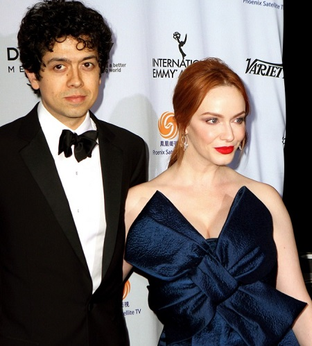 Christina Hendricks and Geoffrey Arend Settled Their Divorce in September 2019