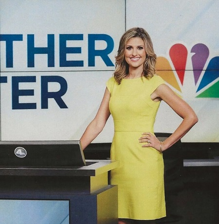 Crystal Egger At Weather Center
