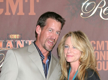 James Denton's High School Sweetheart is Actress Deana Carter