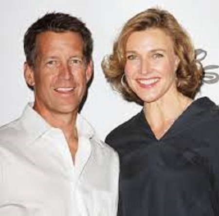 James Denton With His Divorced Wife, Jenna Lyn Ward
