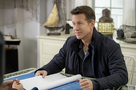 James Denton as Dr. Sam Radford in Good Witch