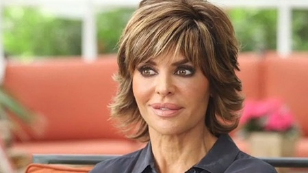 Lisa Rinna on Bravo's hit reality television series The Real Housewives of Beverly Hills
