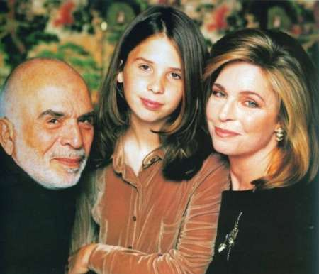 Queen Noor daughter