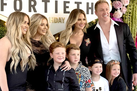 Kim Zolciak-Biermann Has Six Kids