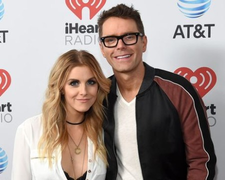 Lindsay Ell dated radio/tv personality, Bobby Bones in 2016.