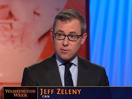 Jeff Zeleny's Reporting Washington Week at CNN