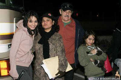Gina Guangco with her late husband, Greg and two daughters.