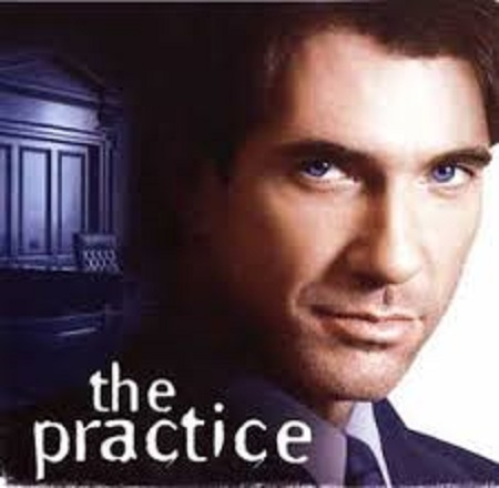 Lawrence Arancio's TV Show, Poster, The Practice