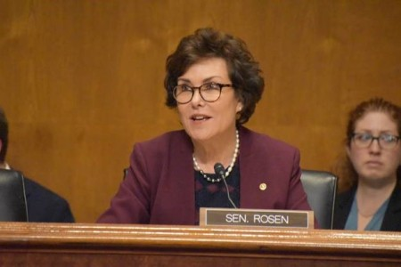 Jacky Rosen's net worth is $1.5 million.