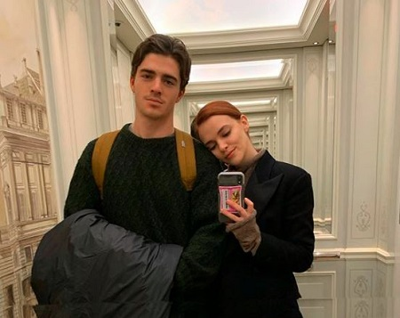 Madeline Brewer and Her Boyfriend, Spencer Neville