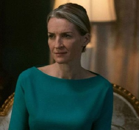 Ever Carradine on The Handmaid's Tale