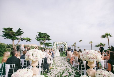 Sean Lourdes and Megan Thomas Lourdes tied the wedding knot in September 2019, in Malibu, California.