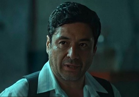 Esteban Soberanes as Vallejo on Dark Desire